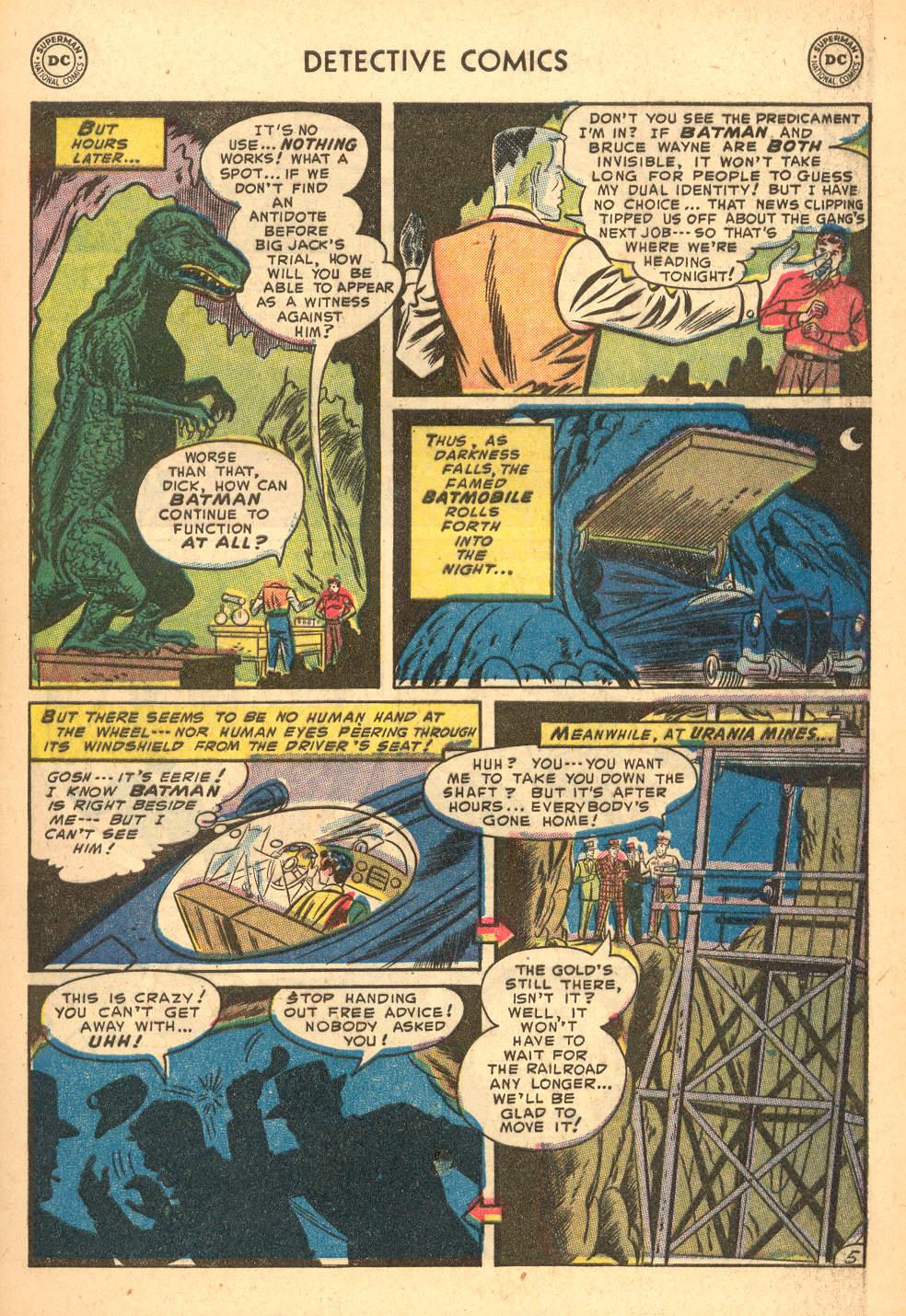 Detective Comics (1937) 199 Page 5