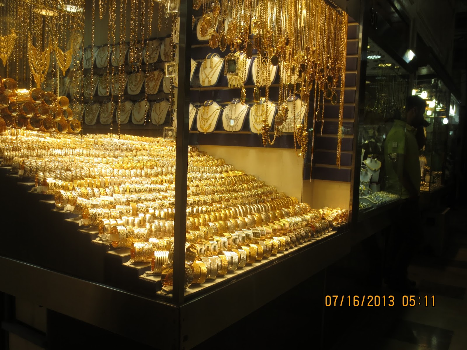 Will Miss #13: Jewelry Shops   100 Things About Iran