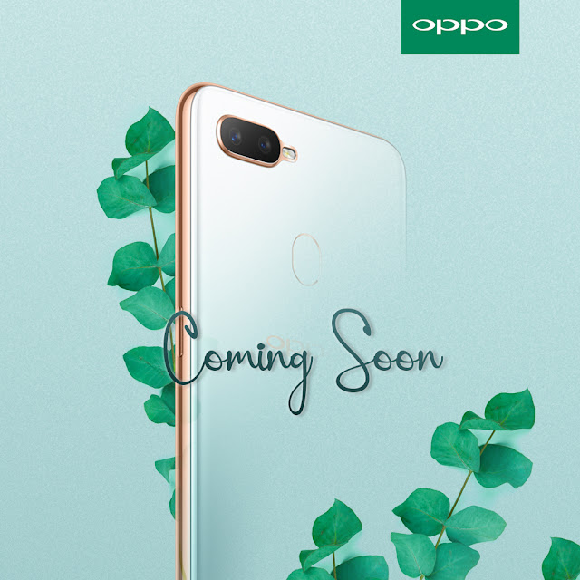 Latest OPPO F9 (2019) COLOUR - Jade Green(雾凇青) Edition