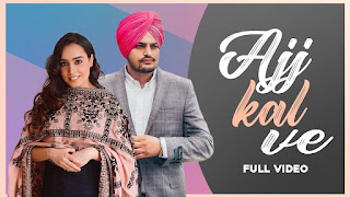 Presenting Aaj kal ve lyrics penned by Sidhu Moose Wala. Aaj kal ve song is sung by Barbie Maan & Sidhu Moose Wala.