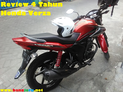 honda verza review