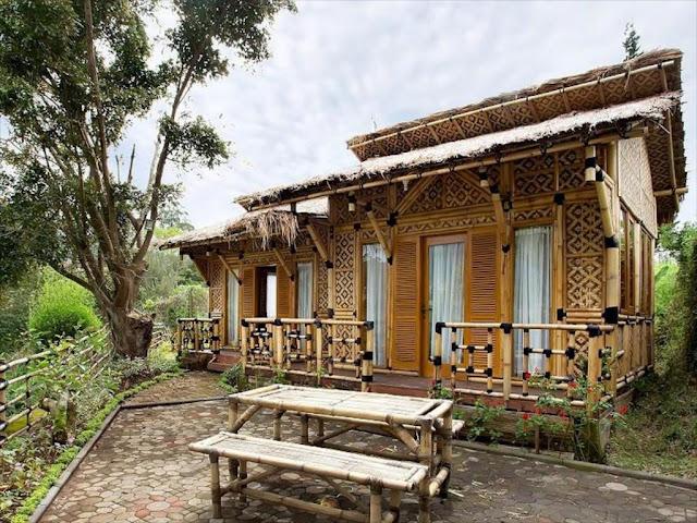 Bamboo village - bandung