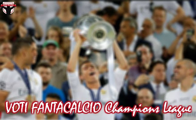 voti assist fantacalcio champions league