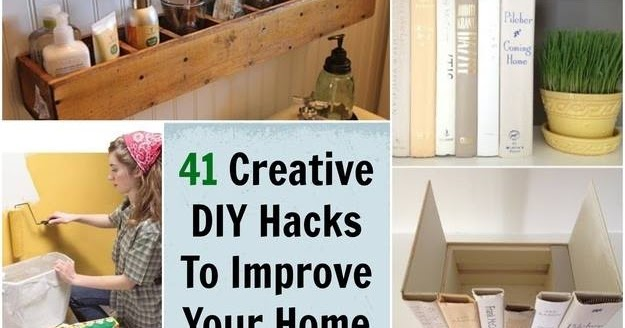 DIY Life Hacks To Make Your Life And Home Better Diy Everything
