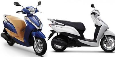 Honda Siap Luncurkan Skuter Pesaing Vespa