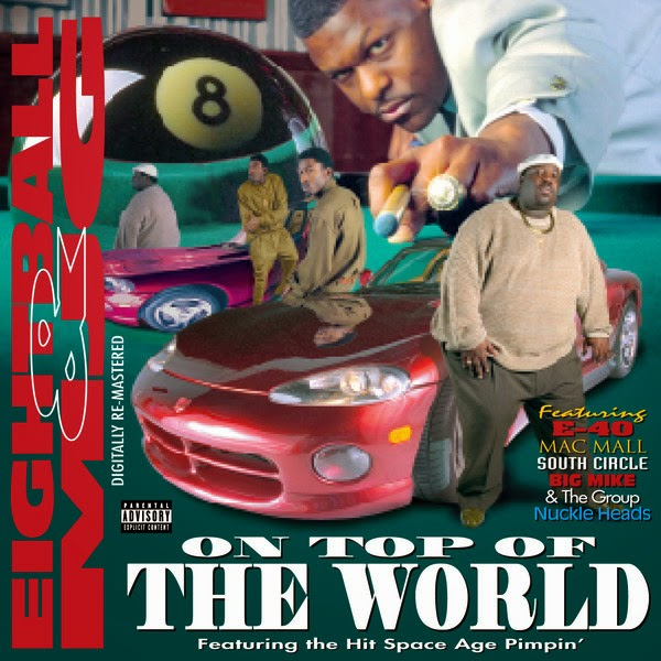 8Ball & MJG - On Top Of The World Cover
