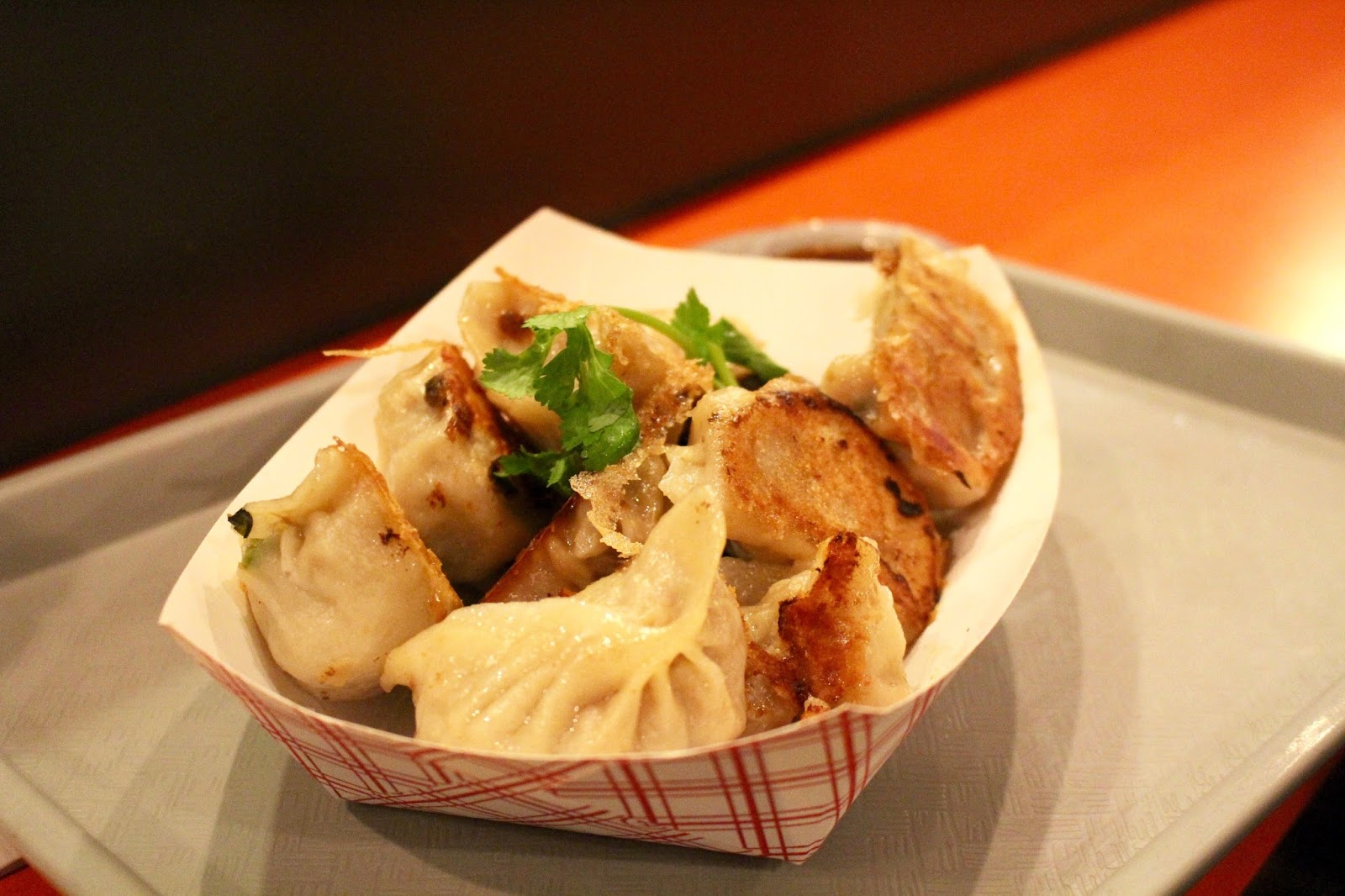 The Dumpling Man | New York St Marks Place