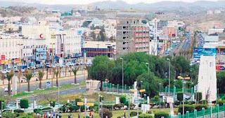 مدينة خميس مشيط السعودية