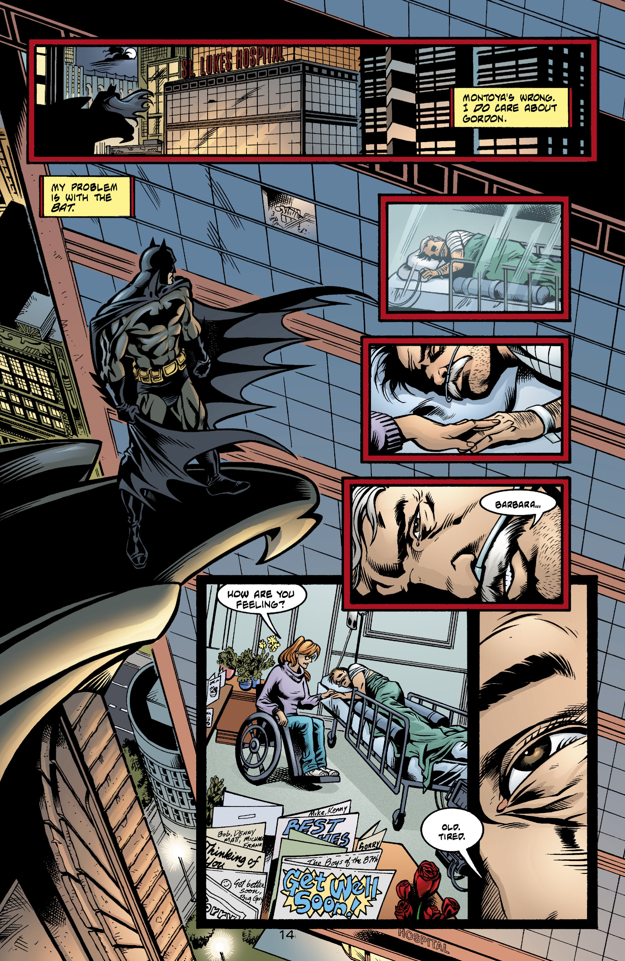 Detective Comics (1937) 754 Page 13