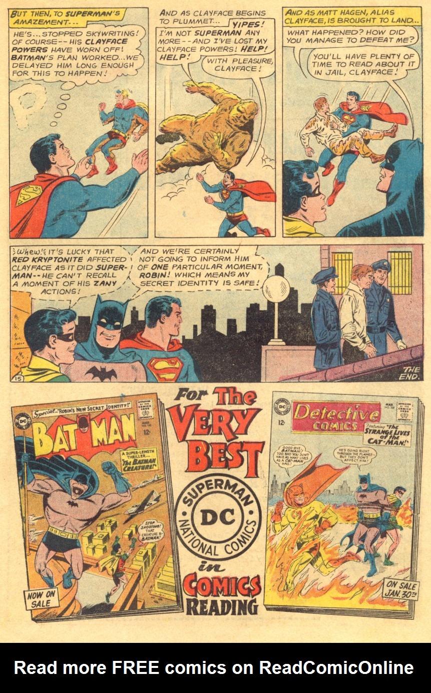 Read online World's Finest Comics comic -  Issue #140 - 19