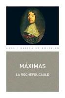 Francois de La Rochefoucauld Maximas