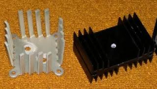 охлождение транзистор