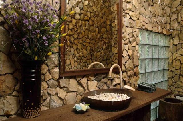 Bathroom Stones 2