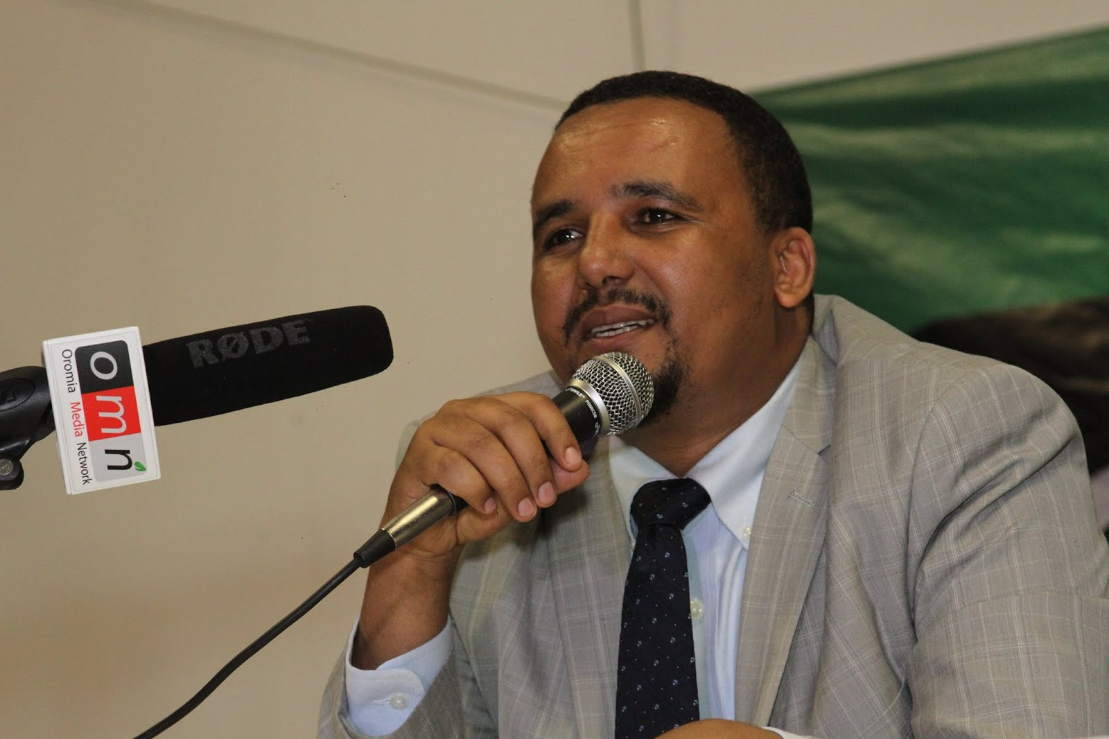Voice of the Voiceless: With Emphasis on Oromo in Horn of Africa