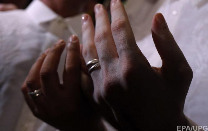 В России впервые зарегистрировали однополый брак