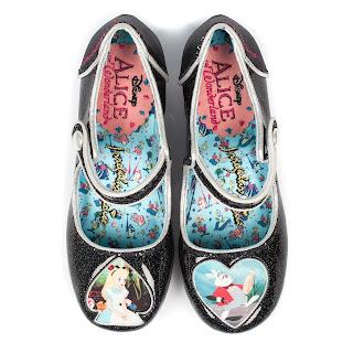 Irregular Choice - Alice in Wonderland