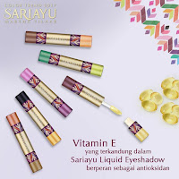 sariayu liquid eyeshadow