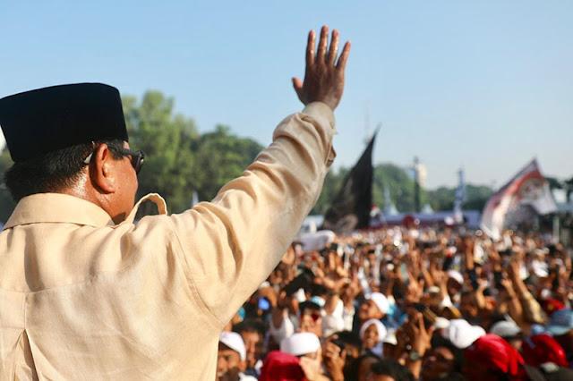 Prabowo Punya Kelebihan di Militansi Pendukung