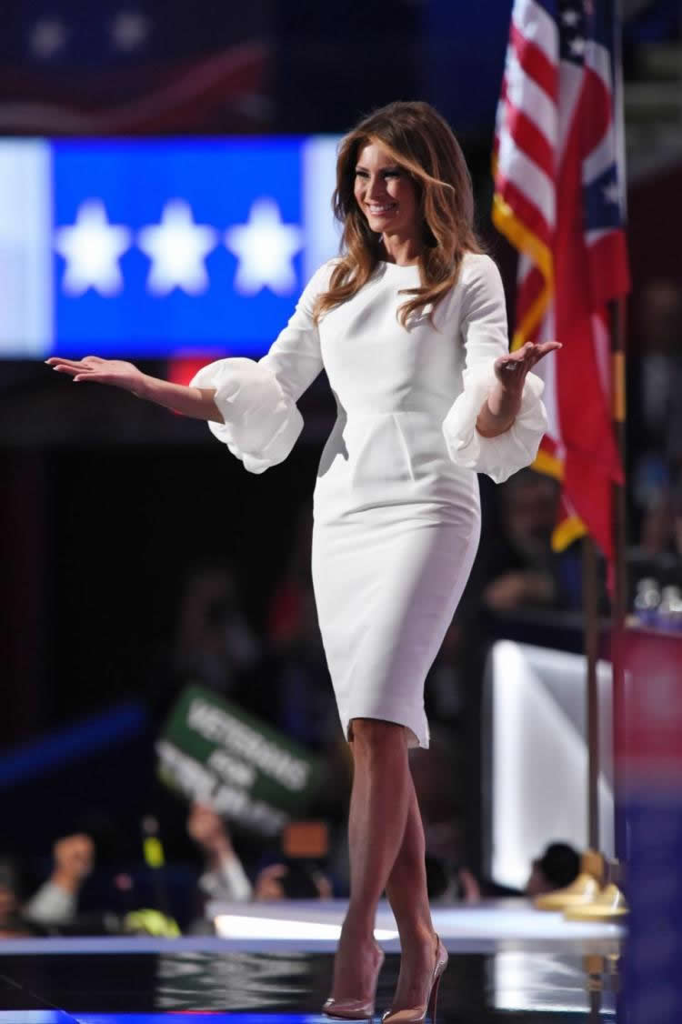 Upskirt Celebs Melania Trump Naked - Ladies And Gentlemen -1430