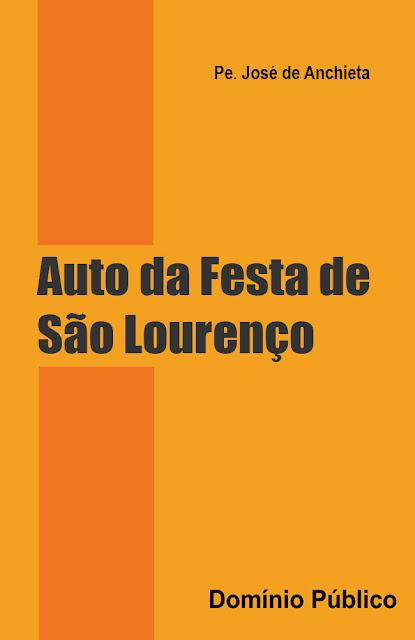 Auto da Festa de São Lourenço - Pe. José de Anchieta