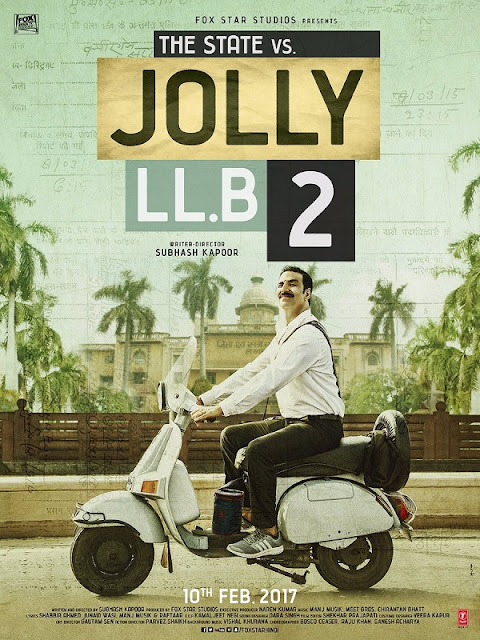 Jolly LLB 2: See Akshay Kumar Takes A Scooter Ride