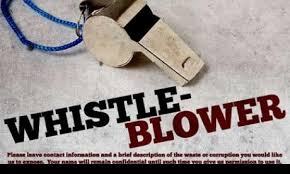 See the Positive and Negative Effects of Whistleblowing
