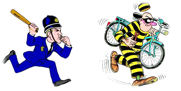 защита велосипеда +от угона