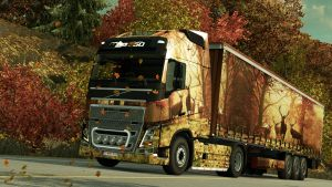 Welcome Autumn skin Volvo 2012 (EviL)