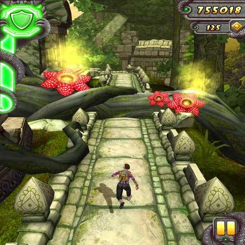 تحميل لعبة Temple Run 2 للموبايل
