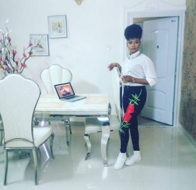 Model, Bread seller, Olajumoke, Entertainment,