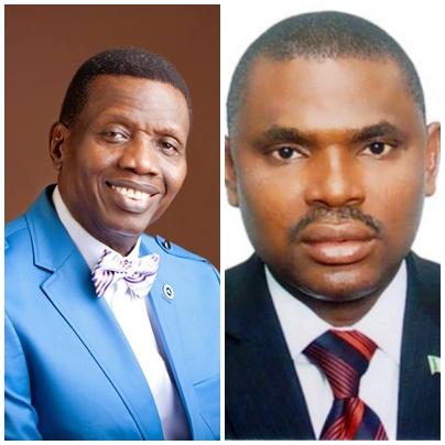 Pastor Adeboye and FRC boss