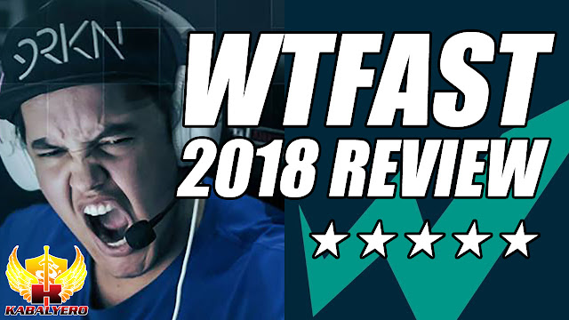 WTFAST 2018 REVIEW