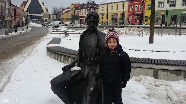 miasto Jaworzno, Śląsk, rynek