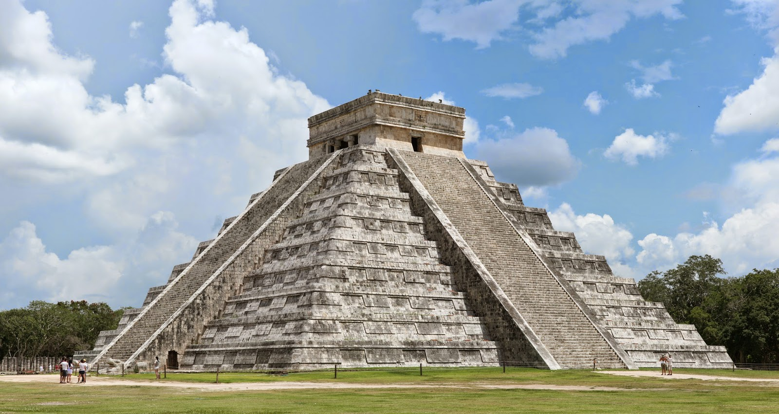 7 Keajaiban Dunia Terbaru Dan Lama Beserta Gambar