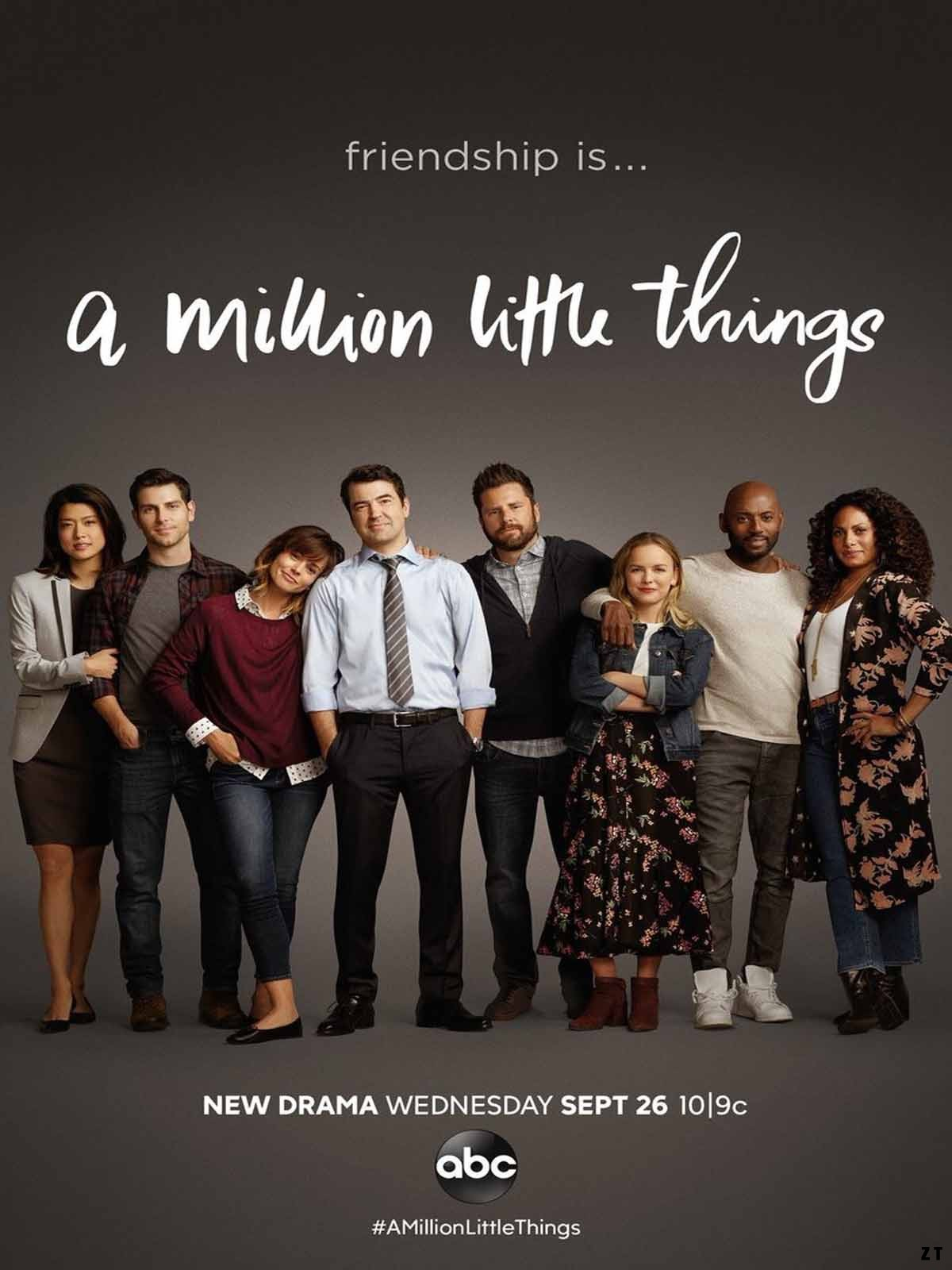 A Million Little Things – Saison 1 [Streaming] [Telecharger]