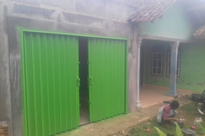 Jasa Pembuatan Pintu Folding Gate di Seluruh Lampung Selatan dan Sekitarnya