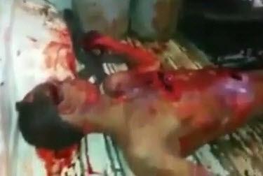 Asesinado a Machetazos por Esposo Celoso