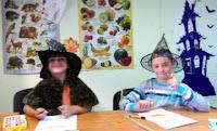 учим английский на Хэллоуин