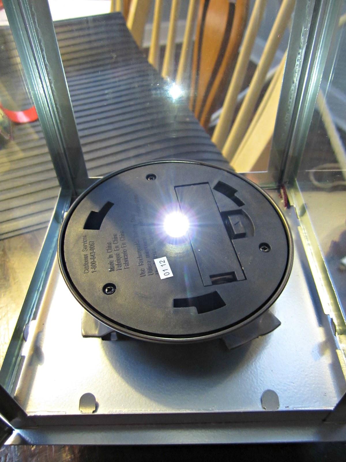 Home Terrarium Solar Powered Infarrantly Creative