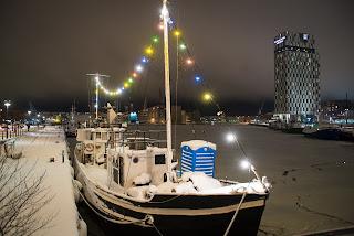 RIX-HEL-RIX(7): Pusgads Somijā, spēļu automāti un ziema