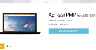 Cara Instal Aplikasi PMP 2018.04