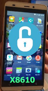 Unlock X8610