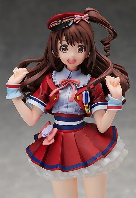 Uzuki Shimamura Dekitate Evo! Revo! Generation! ver. 1/8 de The iDOLM@STER Cinderella Girls - FREEing
