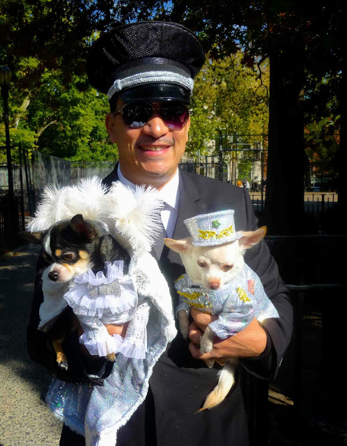 Diary of a Mad Hausfrau: East Village Halloween Costume ...