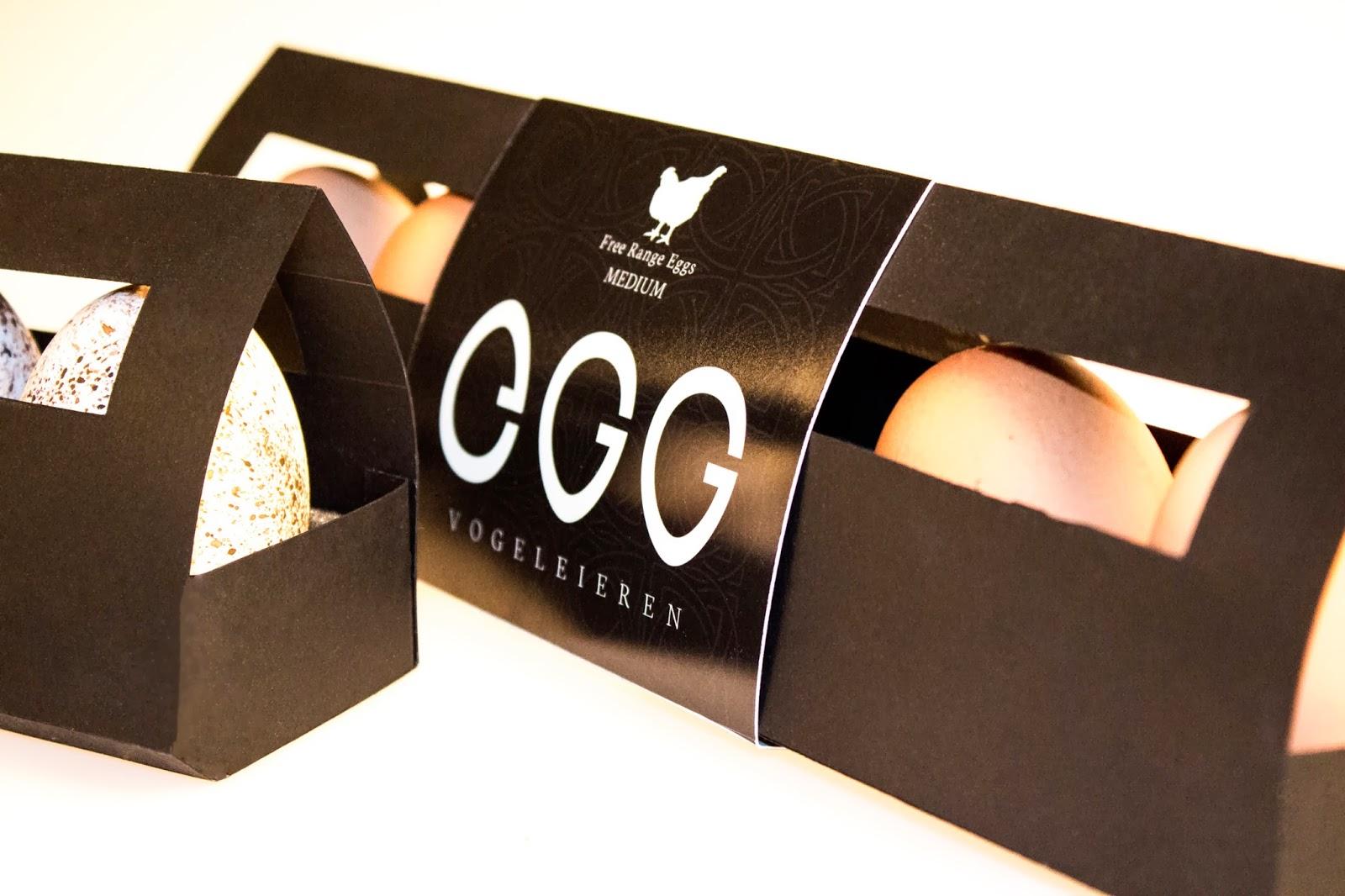 Vogeleieren Premium Eggs Student Project On Packaging Of