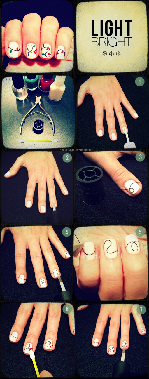 Teens Magz : How-To: Instant Nail Arts - Do Yourself