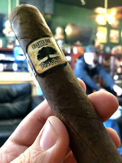 Foundation Charter Oak Grande cigar 1