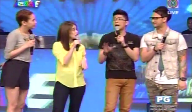 Vhong Navarro Confided that there Might be a Cyst Seen in Vice Ganda's Kidney