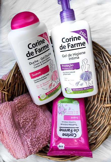 Higiene Íntima Corine de Farme