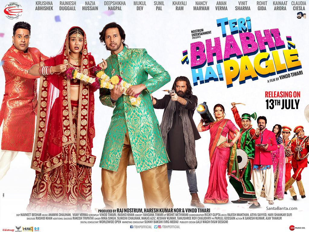 Bollywood movie Teri Bhabhi Hai Pagle Box Office Collection wiki, Koimoi, Wikipedia, Teri Bhabhi Hai Pagle Film cost, profits & Box office verdict Hit or Flop, latest update Budget, income, Profit, loss on MT WIKI, Bollywood Hungama, box office india